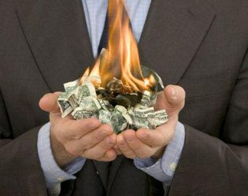 «Альфа-банк» будет спасаться от банкротства за счет вкладчиков